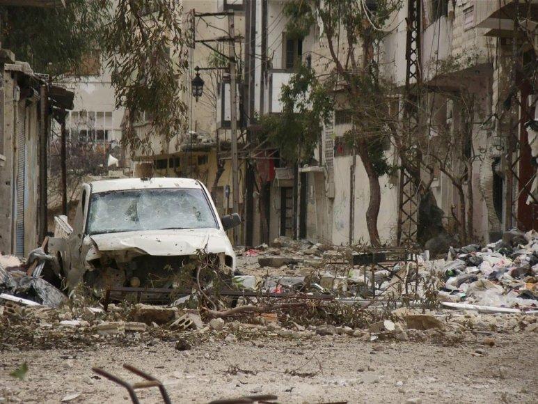 Nuniokotas Homso miestas