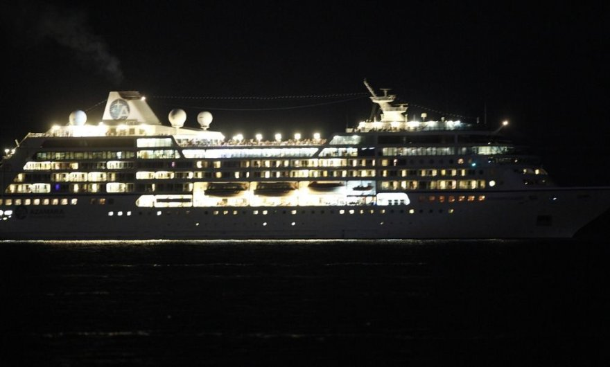 """Azamara Quest"" kruizinis laivas Malaizijoje"
