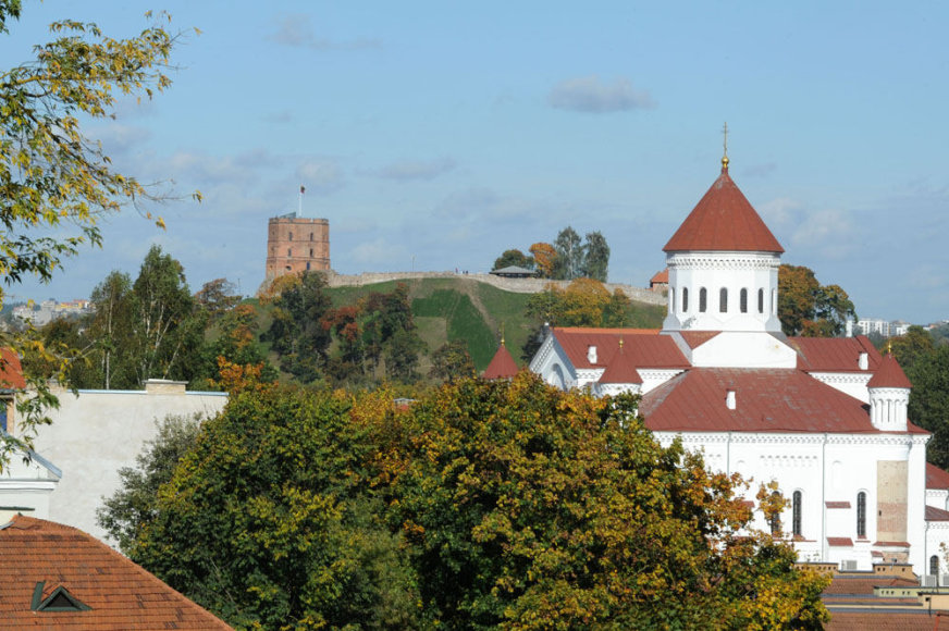 Ruduo Vilniuje