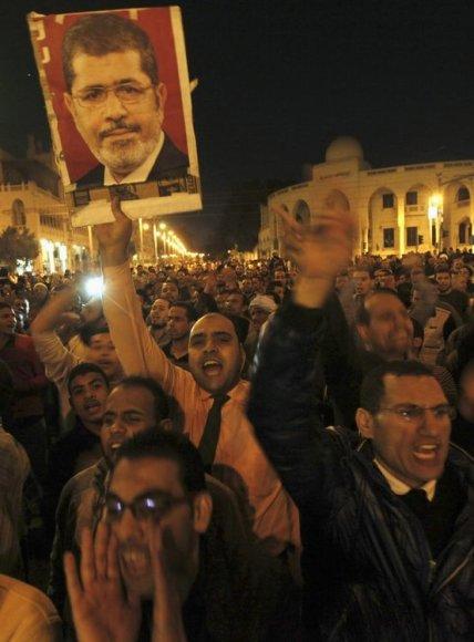 Mohamedo Mursi šalininkai