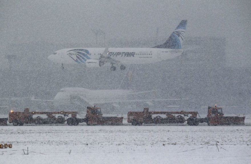 Frankurto oro uostas