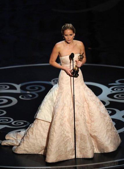 """AFP/""""Scanpix"""" nuotr./Jennifer Lawrence"""