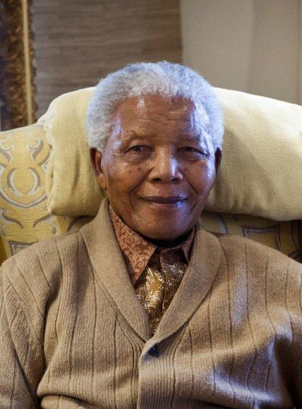 Nelsonas Mandela (2012 m.)