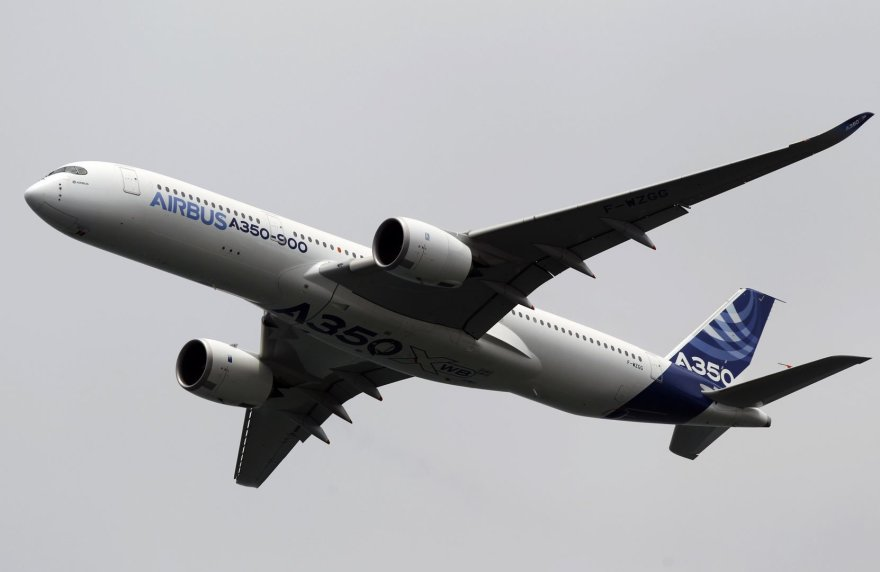 """Airbus A350"""