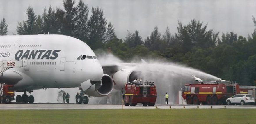 Lėktuvas Airbus A380
