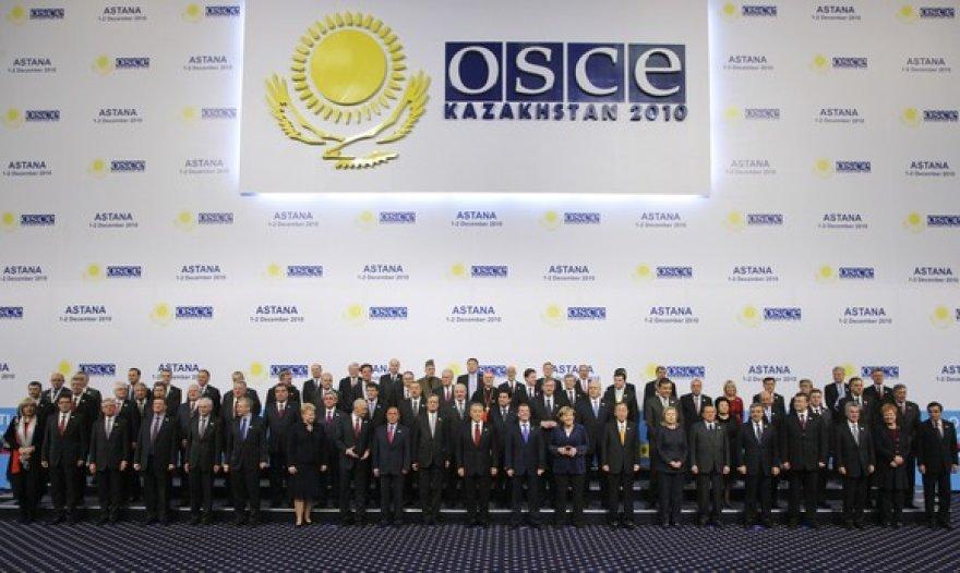 Šalių lyderiai ESBO viršūnių susitikime