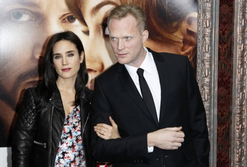 Jennifer Connelly su Paulu Bettany