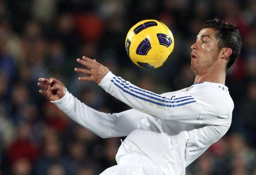 Cristianas Ronaldo