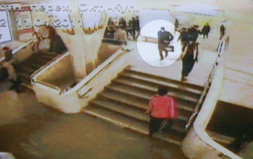 """Oktiabrskaja"" metro stotyje"