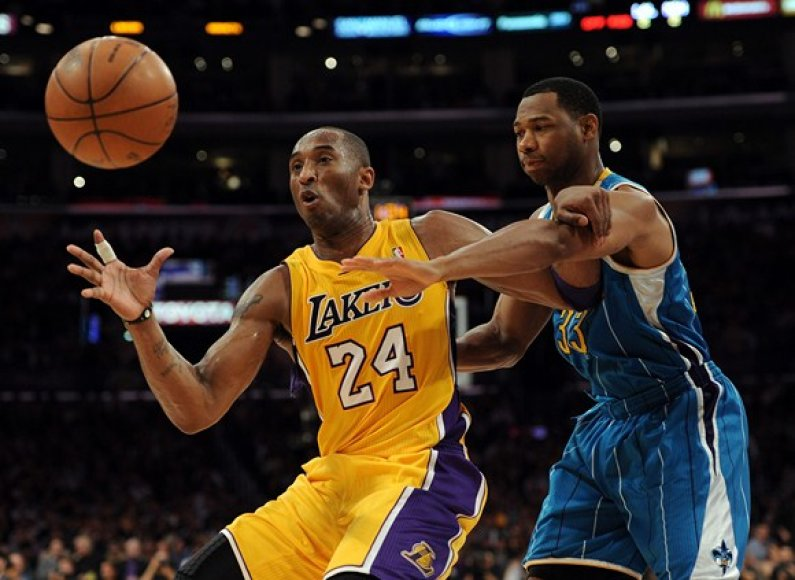 Kobe Bryantas ir Willie Greenas