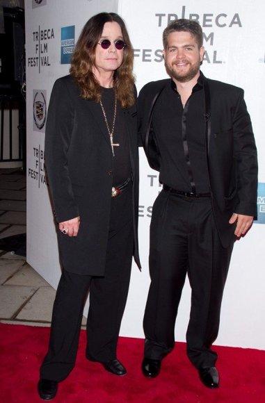 Ozzy Osbourne'as su sūnumi Jacku