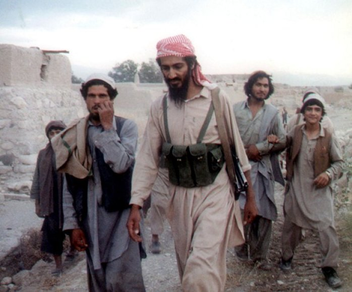 Osama bin Ladenas (1989 m.)