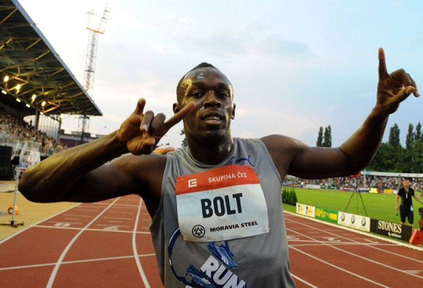 Usainas Boltas
