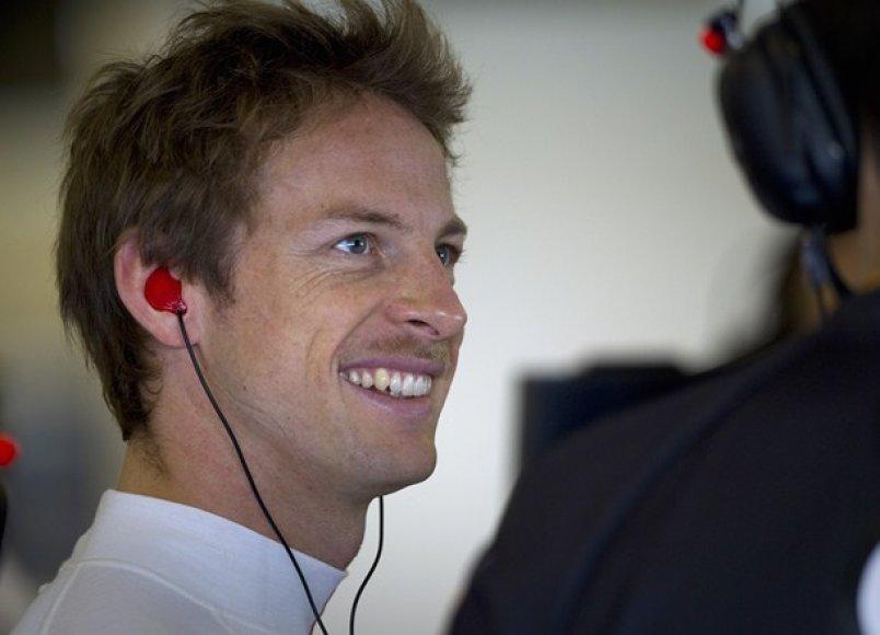 Jensonas Buttonas