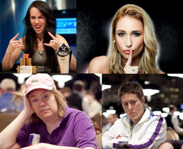 Garsiausios pasaulio pokerio žaidėjos