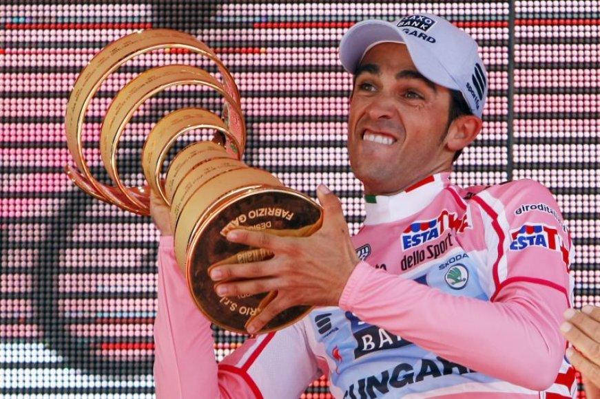 Į dopingo skandalą įkluvęs A. Contadoras sulaukė diskvalifikacijos