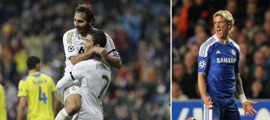 Į pusfinalį keliauja Londono ir Madrido ekipos