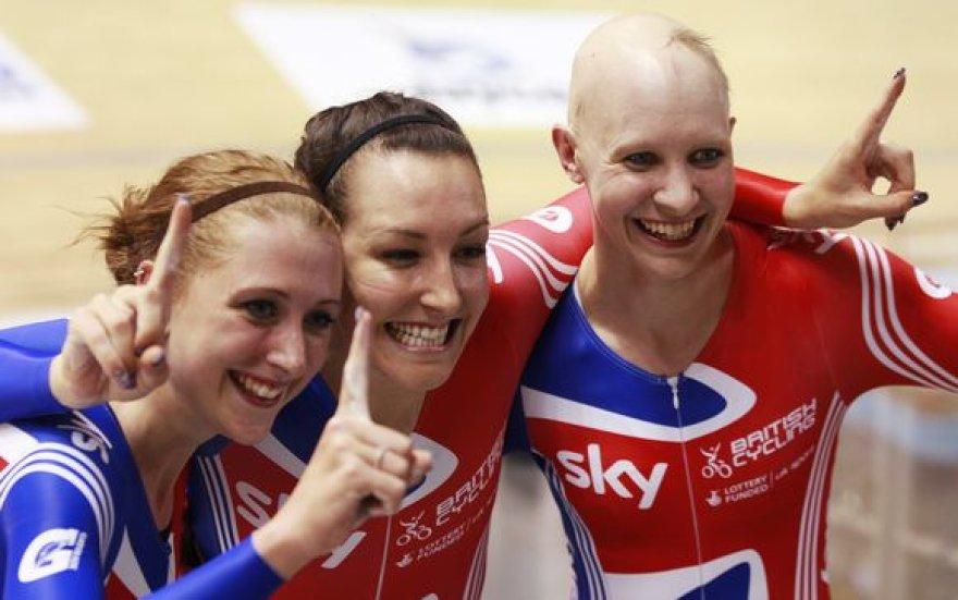 Didžiosios Britanijos komanda