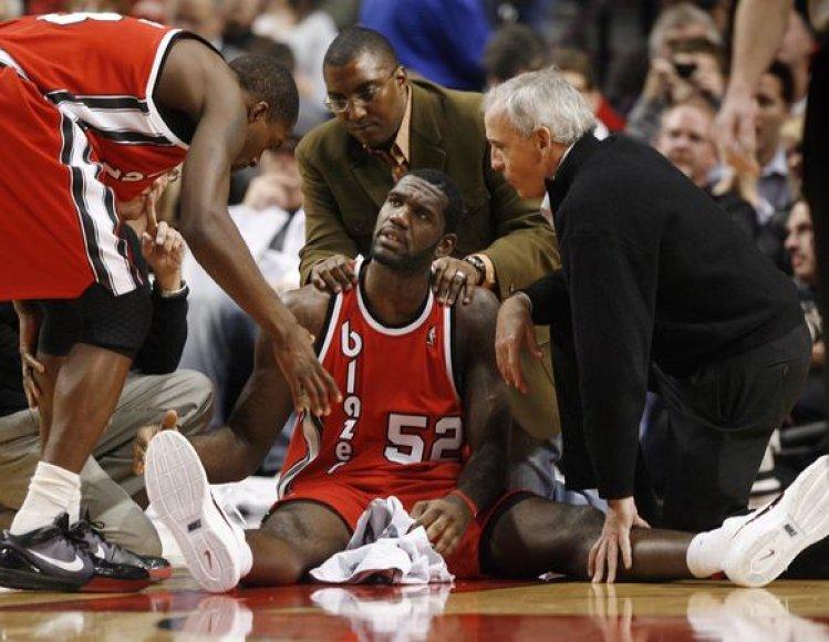 G.Odenui sezonas NBA baigtas