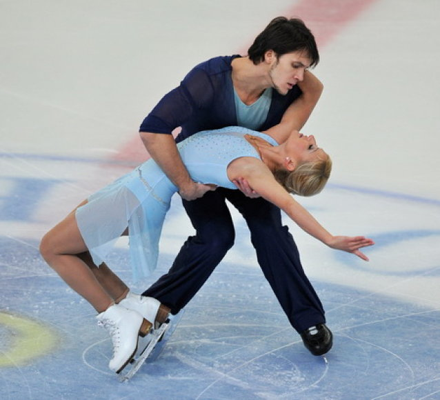 Naujieji Rusijos dailiojo čiuožimo čempionai