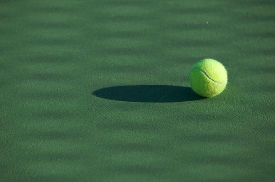 Jaunųjų Lietuvos tenisininkų sėkmė Šiauliuose