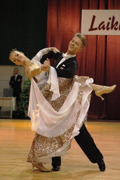 Lietuvos šokėjai užėmė aukštą penktą vietą.