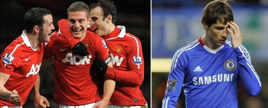 """""""Chelsea"""" ir """"Manchester United"""" akistata turėjo įvykti dar gruodį"""