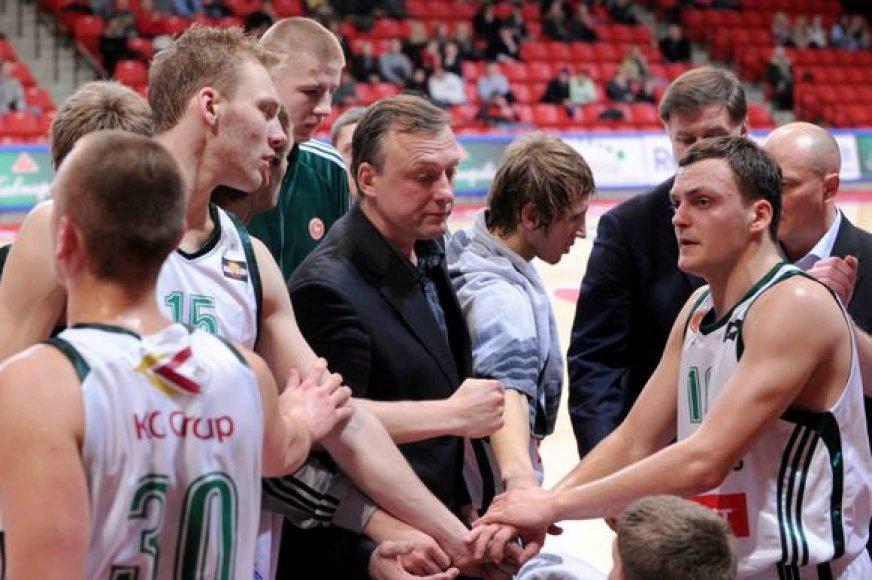 Kauno krepšininkai žengė į finalą