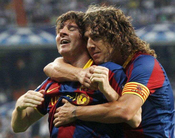 Barselonos futbolo klubas tapo nauju reitingo lyderiu