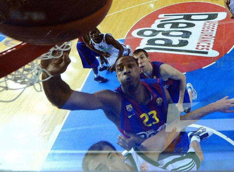 Barselonos krepšininkai pateko į finalą
