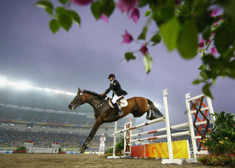 Lietuvos atstovai šiuolaikinės penkiakovės pasaulio čempionate iškovojo dar vieną medalį