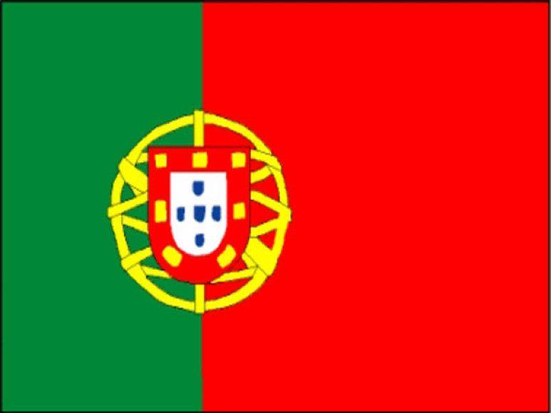 Portugalai iškovojo pirmąją pergalę atrankos turnyre