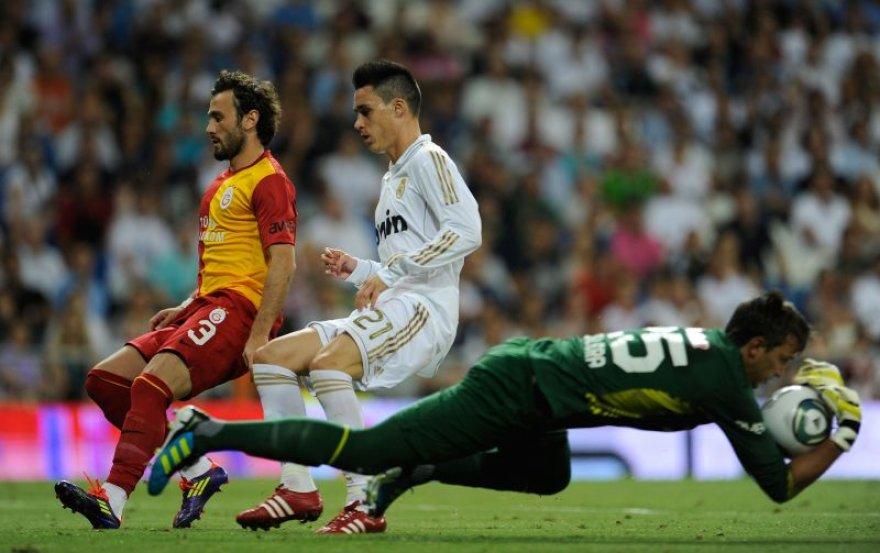 Rungtynės Madride baigėsi šeimininkų pergale