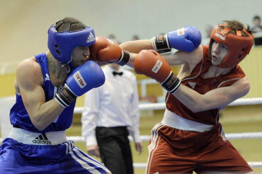 Bokso turnyras Vilniuje