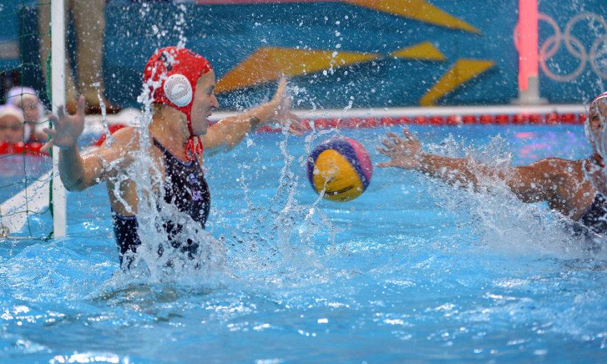 JAV rinktinė pasidabino aukso medaliais