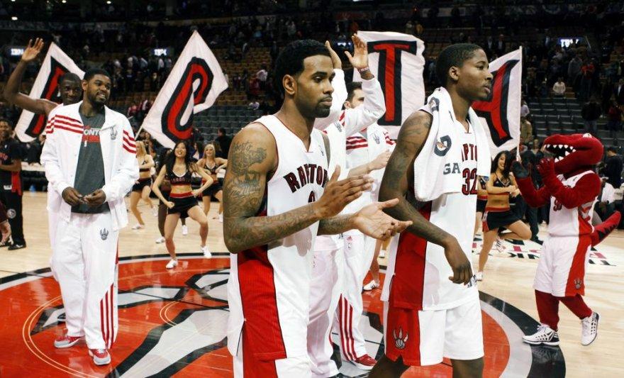 "Toronto ""Raptors"" (2012 m. sezonas)"