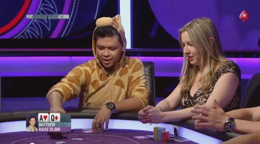 """""""PokerStars.tv"""" pristato trečiąjį TV šou """"Shark Cage"""" epizodą"""