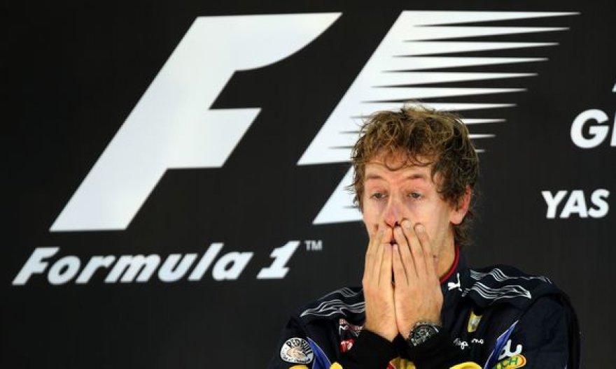 """S.Vettelis tapo jauniausiu """"Formulės 1"""" čempionu istorijoje"""