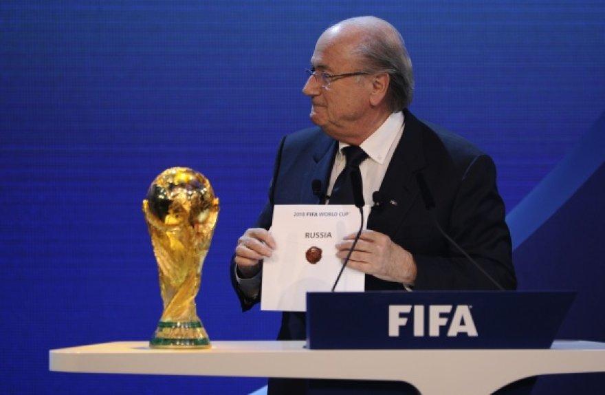 Kad surengtų 2018 metų pasaulio čempionatą, Rusijai reikės didžiulių investicijų.