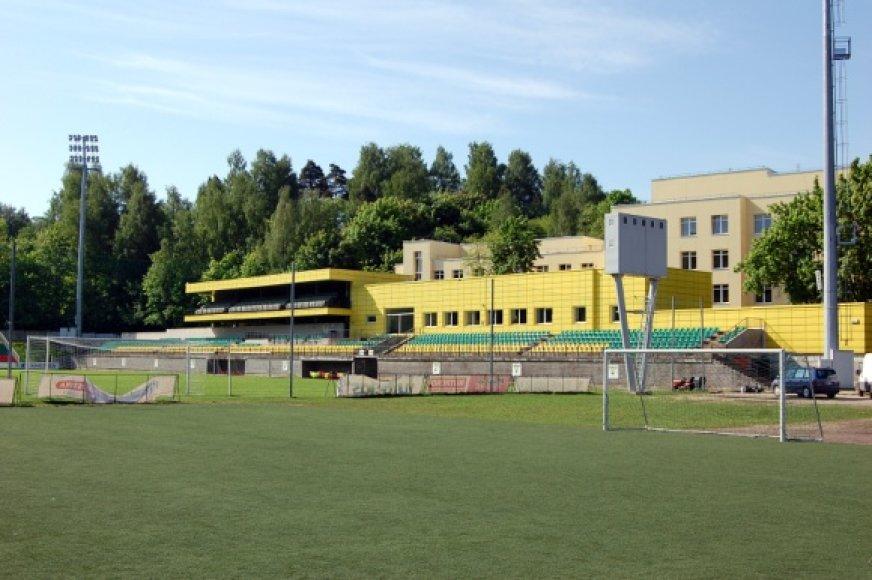 """""""Vėtros"""" stadionas turėtų išlikti tik futbolo namais."""