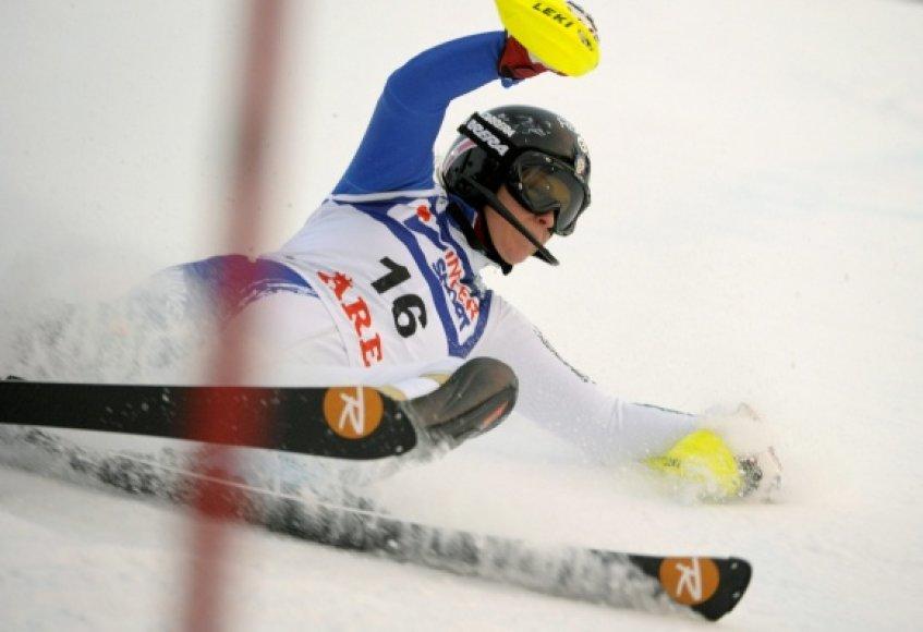Kalnų slidinėjimo varžybos