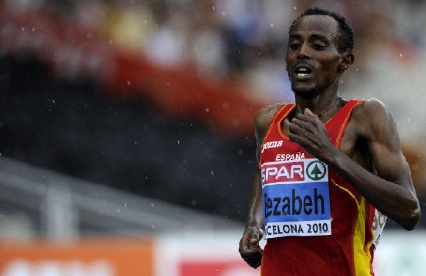 Europos čempionas Alemayehu Bezabehas prisipažino pažeidęs antidopingo taisykles