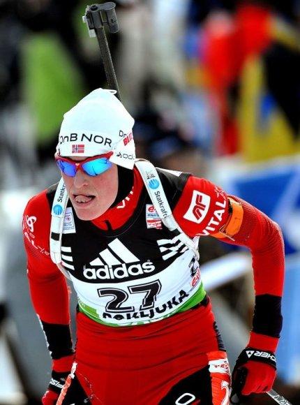 Olimpinė čempionė Tora Berger