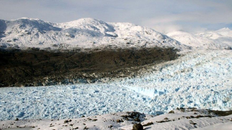 Jorge Montt ledynas Čilėje