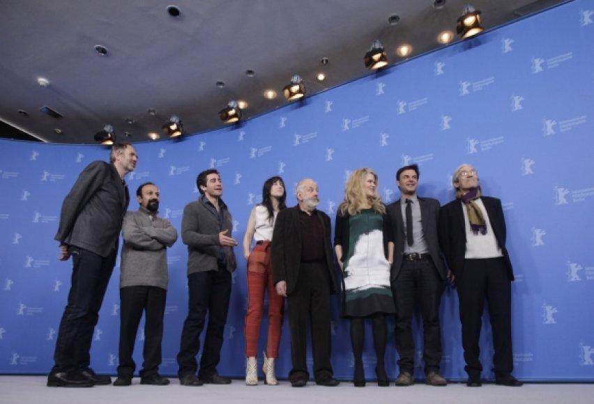 Berlyno kino festivalio vertinimo komisija