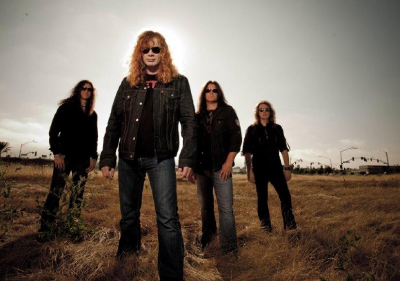 """Megadeth"""