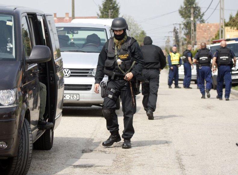 Vengrijoje teroristinis išpuolis