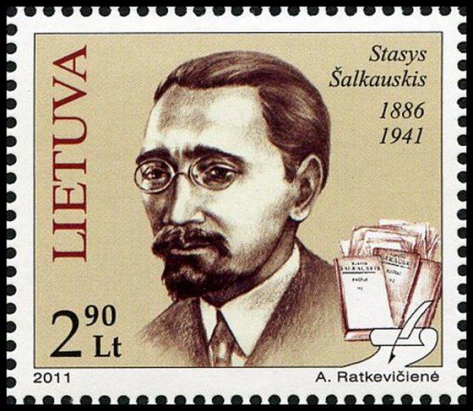 Stasys Šalkauskis