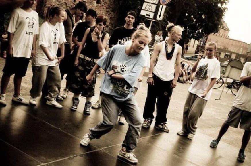 Gatvės šokis