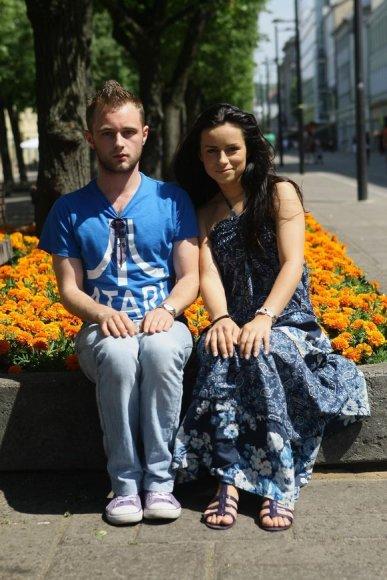 Dominykas ir Justė